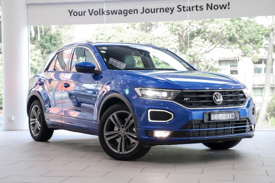 2021 Volkswagen T-Roc A1 140TSI Sport Suv Image 1
