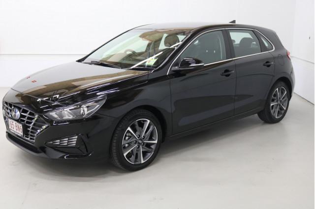 2021 Hyundai i30 PD.V4 PD.V4 Hatchback Image 5