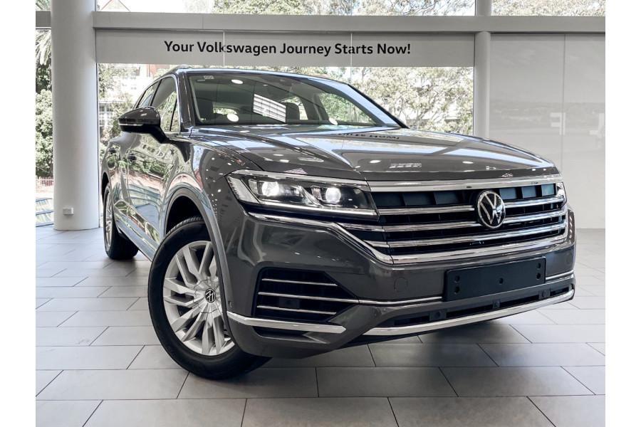 2021 Volkswagen Touareg Suv