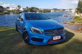 Mercedes-Benz A Class Hatchback W1