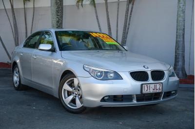 2005 BMW 5 Series E60 525i Sedan