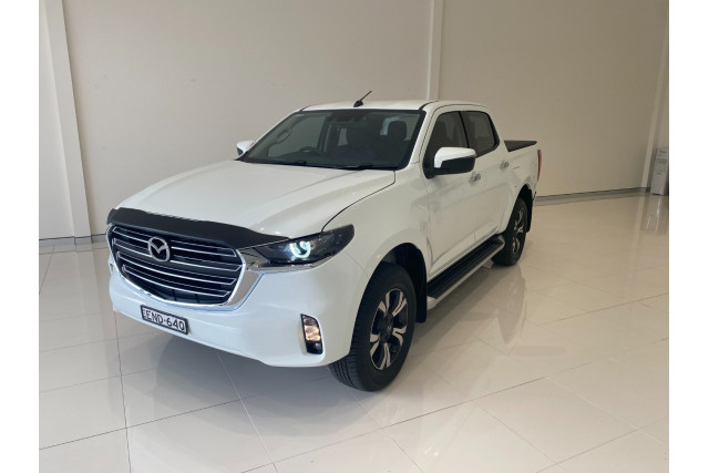 2020 MY21 Mazda BT-50 TF XTR 4x4 Pickup Ute