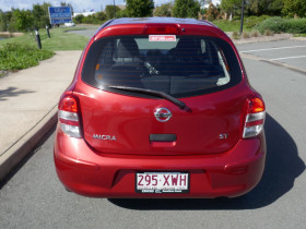 2013 Nissan Micra K13 ST Hatchback
