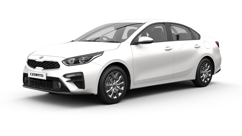 2020 Kia Cerato BD S with Safety Pack Sedan