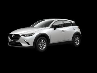 Mazda CX-3 Maxx Sport LE DK