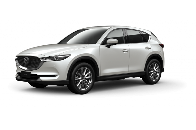 2020 Mazda CX-5 KF Series Akera Suv