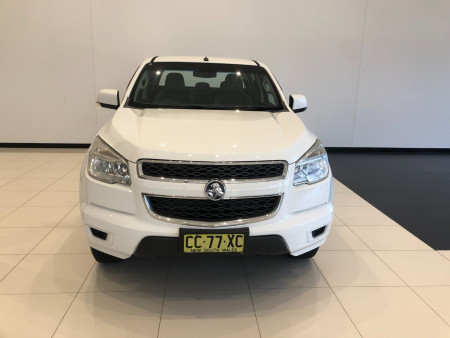 2014 Holden Colorado RG Turbo LS 4x4 dual cab Image 3