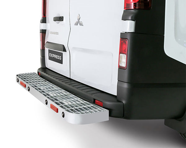 Rear Step - Without Towbar