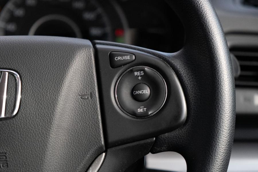 2017 Honda CR-V RM Series II  VTi Suv Image 16