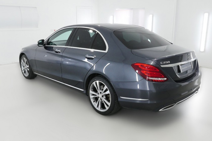2014 Mercedes-Benz C Class W205 C250 BlueTEC Sedan