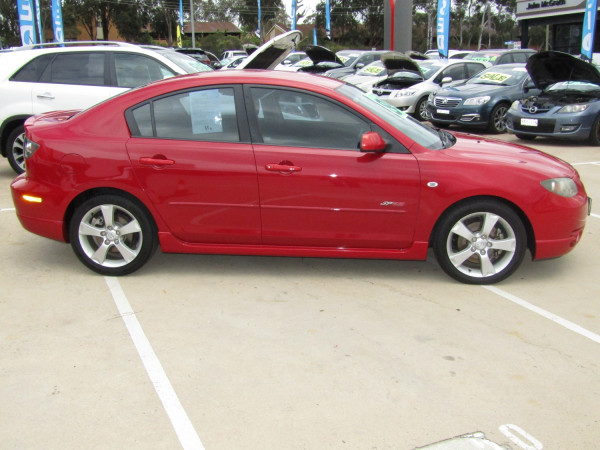2006 Mazda 3 BK1031 SP23 Sedan Image 2