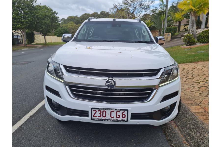 2018 Holden Trailblazer RG MY19 LTZ Suv