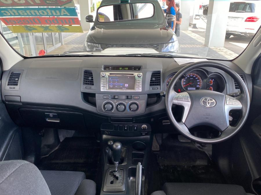 2015 MY14 Toyota HiLux KUN26R  SR Utility - dual cab