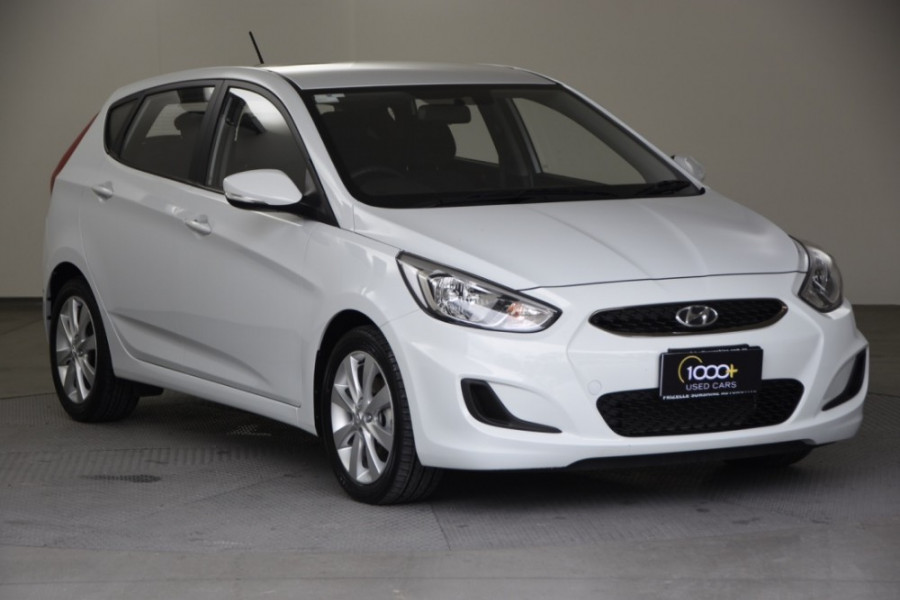 2018 MY19 Hyundai Accent RB6 MY19 Sport Hatchback
