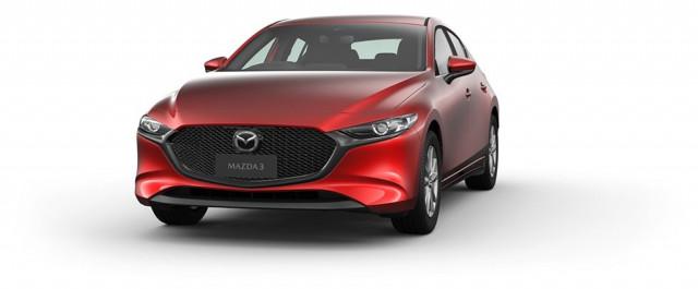 2021 Mazda 3 BP G20 Pure Hatchback Mobile Image 3