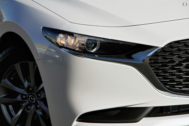 2019 Mazda 3 BP G20 Pure Sedan Sedan Image 2