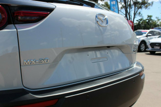 2021 Mazda MX-30 DR Series E35 Astina Wagon Image 4