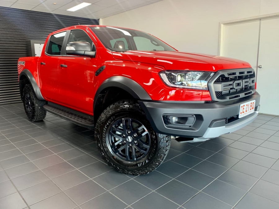 2019 MY19.75 Ford Ranger Utility image 1