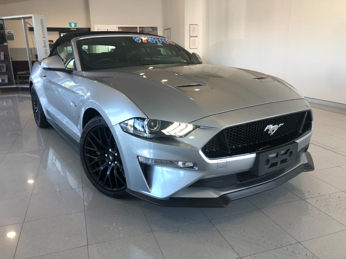 2019 MY20 Ford Mustang FN 2020MY GT Convertible Image 1
