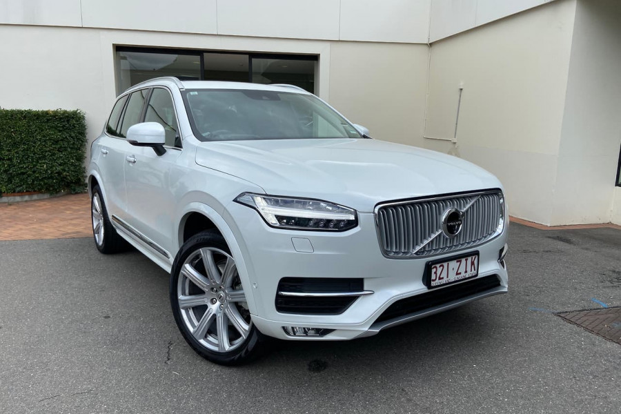 2019 Volvo XC90 L Series T6 Inscription Suv Image 1