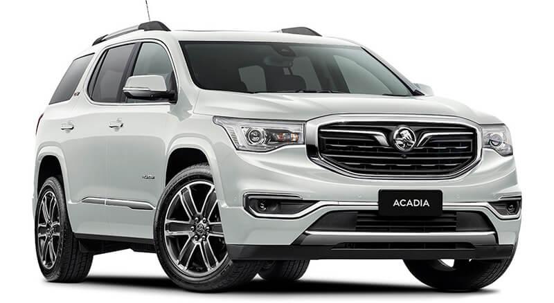 2019 Holden Acadia -- LTZ-V Awd