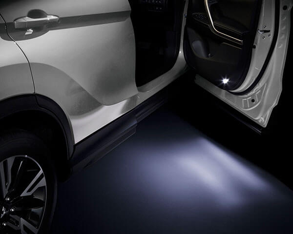 Tailgate interior light
