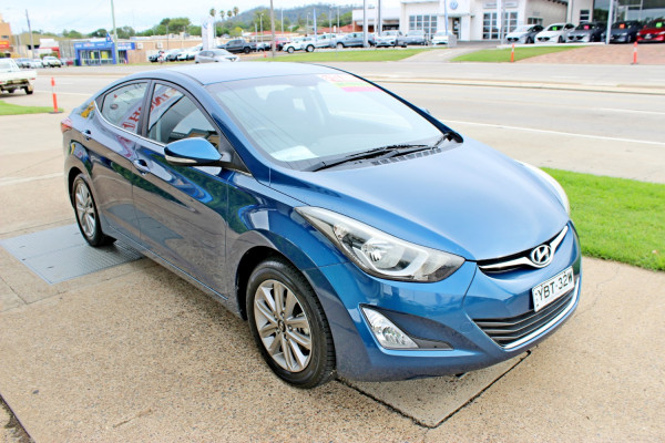 2013 Hyundai Elantra MD3 Elite Sedan