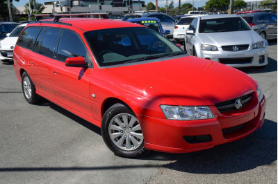 2007 Holden Commodore VZ MY07 Acclaim Wagon Image 2