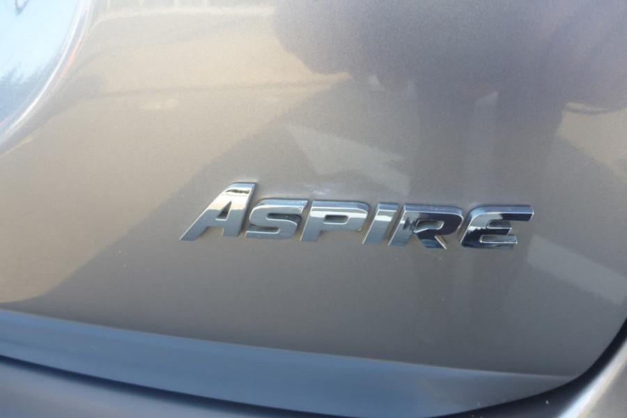 2012 MY13 Mitsubishi Outlander ZJ Aspire Wagon