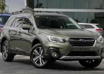 Subaru Outback 2.5i CVT AWD Premium B6A MY18