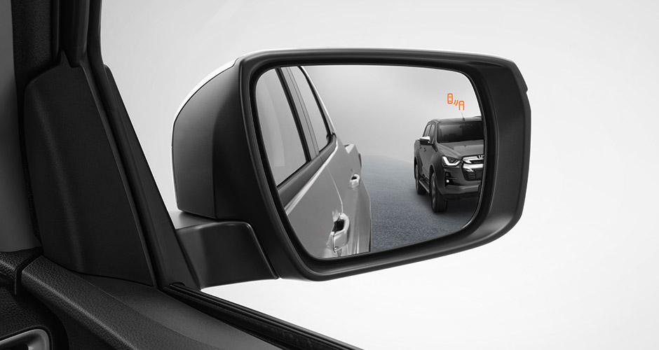 Blind Spot Monitor Image