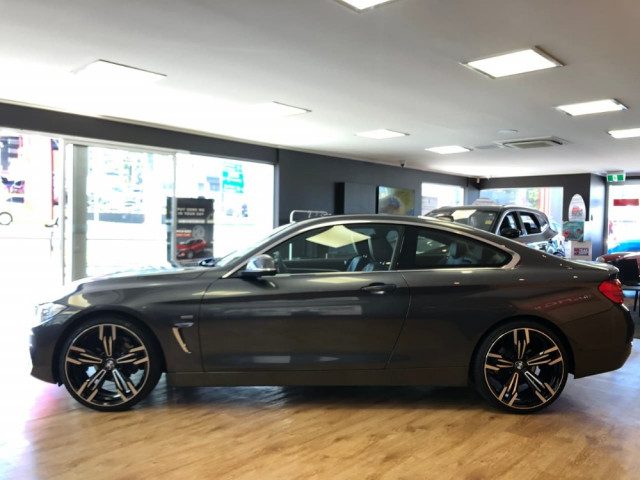 2015 BMW 4 Series F32 420i Luxury Line Coupe