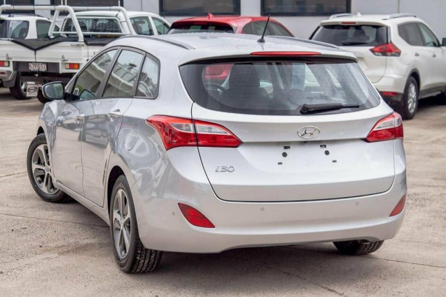 2015 Hyundai i30 GDE3 Series 2 Tourer 1.6 GDI Wagon