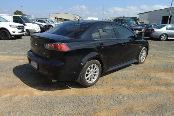 2010 MY11 Mitsubishi Lancer CJ MY11 VR Sedan Image 4