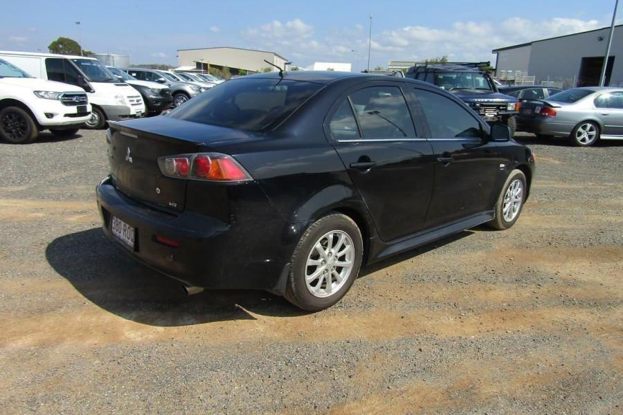2010 MY11 Mitsubishi Lancer CJ MY11 VR Sedan