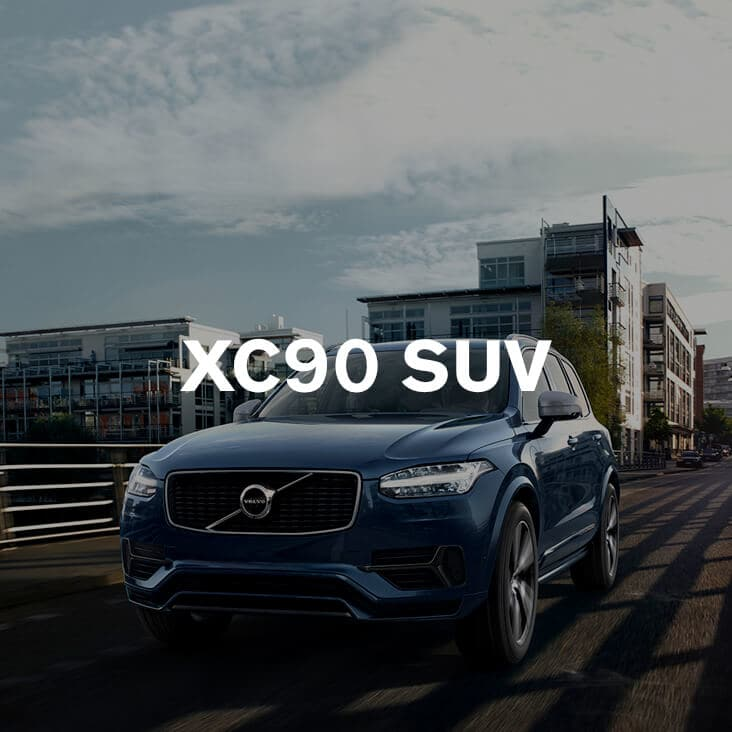 Sweden the Deal - XC90 SUV