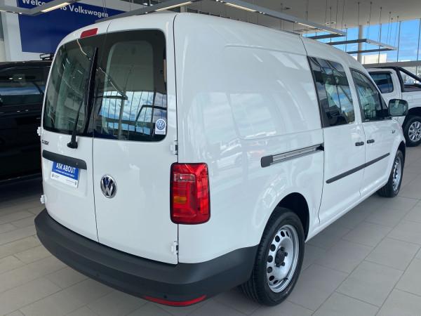 2020 Volkswagen Caddy 2K Maxi Crewvan Van Image 5