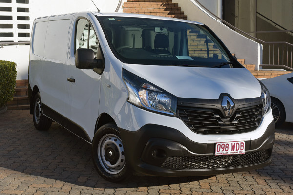 Renault Trafic 3 X83 Phase 3
