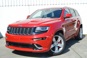 Jeep Grand Cherokee SRT WK MY16