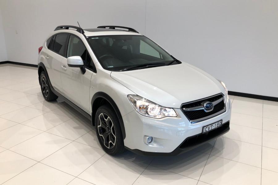 2014 Subaru XV G4-X 2.0i-L Awd wagon