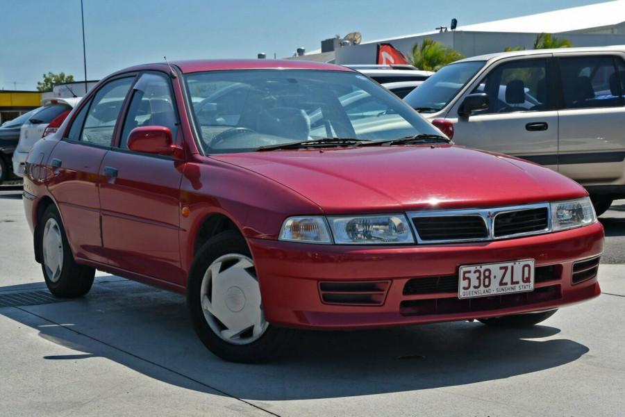 2002 Mitsubishi Lancer CG ES Sedan