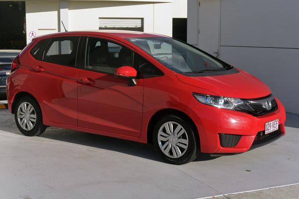 2014 MY15 Honda Jazz GF VTi Hatch Image 4