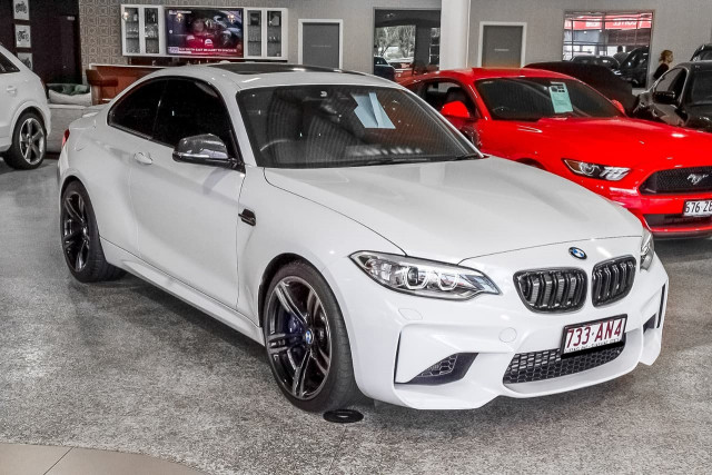 2016 BMW M2 F87 Coupe Image 3