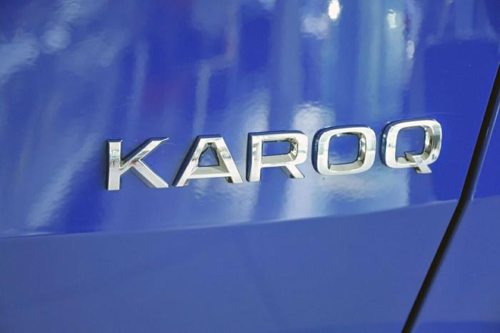 2018 Skoda Karoq NU Karoq Wagon