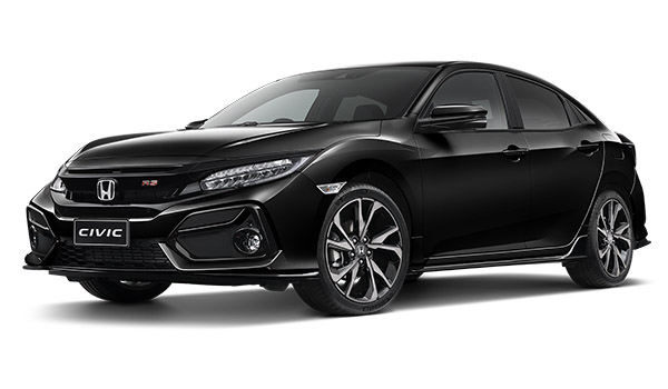 2019 MY20 Honda Civic Hatch 10th Gen RS Hatchback