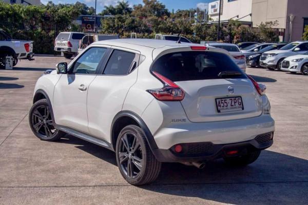 2019 MY18 Nissan Juke F15 MY18 TI-S (FWD) (5Yr) Suv Image 2