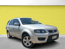 Ford Territory TX SY
