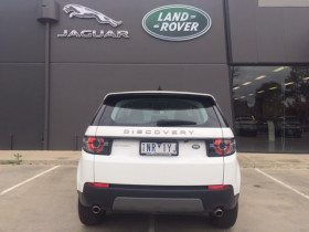 2018 Land Rover Discovery Sport Wagon