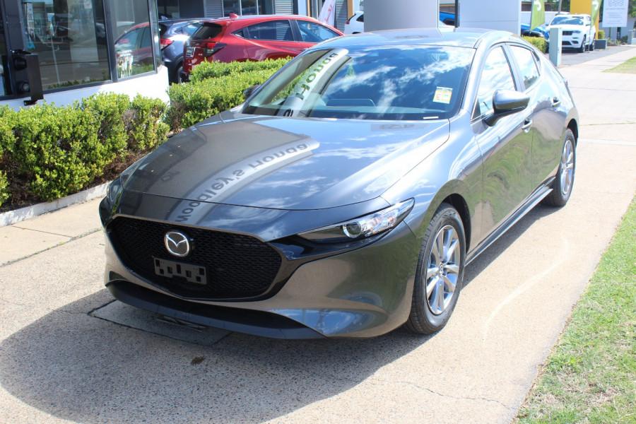 2021 Mazda 3 BP G20 Pure Hatch