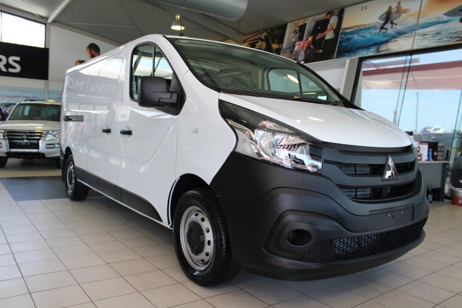 2020 MY21 Mitsubishi Express SN GLX LWB Auto Van